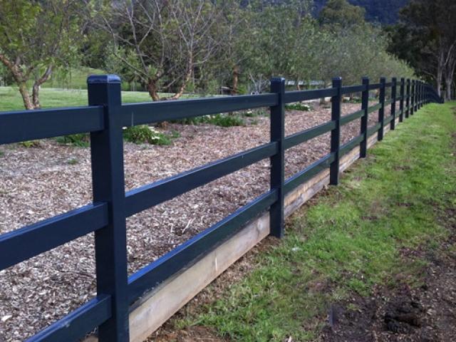 Post & Rail Fencing