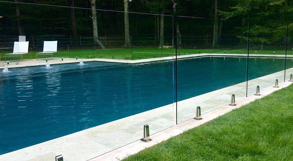 Pool Fence Design Ideas